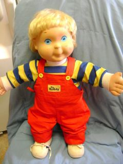 Vintage Playskool My Buddy Doll 1986 collectible