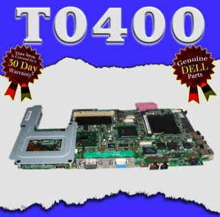 Dell Latitude D400 1.4Ghz Motherboard T0400