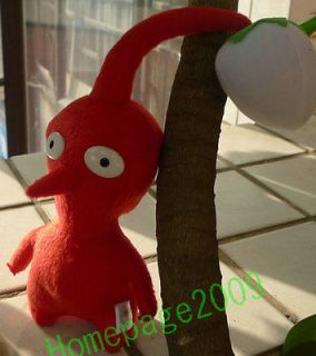 NEW ARRIVAL NINTENDO PIKMIN ~RED BUD~~ RARE PLUSH DOLL COLLECTION