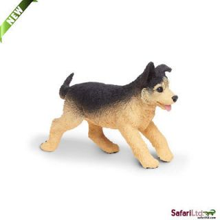 Safari #251929 NEW German Shepherd Puppy Running, Toy Dog
