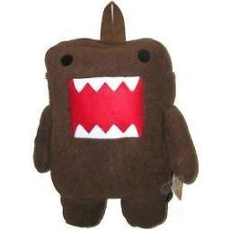 Concept 1 Domo Kun Plush Backpack 15 Inches Bag, New