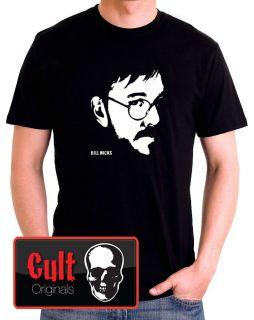 BILL HICKS TRIBUTE Comic Legend Hero T Shirt New