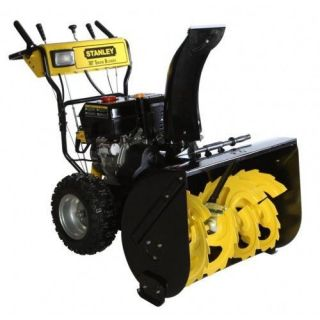 . Commercial 302cc Electric Start 2 Stage Gas Snow Blower 30SSSandD