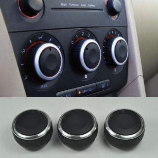 Aluminum Alloy AIR CONDITION CONTROL PANEL ELEGANT SWITCH For