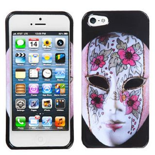 For APPLE iPhone 5 Case Cover Hard Image Printed Intellectual Beauty