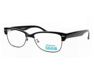 Reading Glasses ANTI REFLECTIV E Black Retro classic Unisex computer