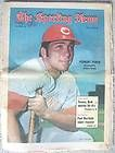 Vintage The Sporting News JOHNNY BENCH October 28 1972