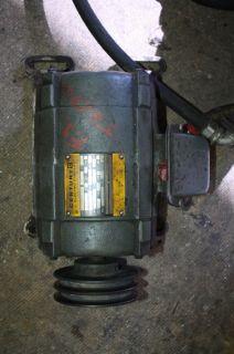 Century Electric Model 6 311453 01 Electric Motor