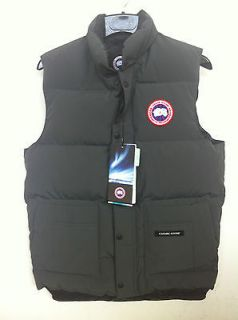 NEW CANADA GOOSE FREESTYLE VEST GRAPHITE AUTHENTIC FAST SHIP DOWN XL