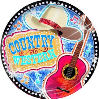 Country Western Theme Party Supplies Tableware Decorations