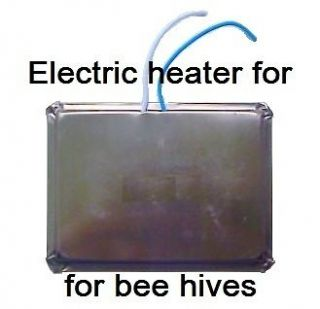 New 12V Electric Heater for bee hives / save up to 15kg honey per