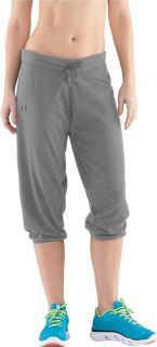 Womens Under Armour Charged Cotton Capri Pants