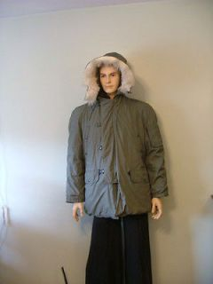 PARKA EXTREME COLD WEATHER TYPE N 3B COAT/JACKET SZ M( MINT COND