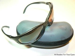 Costa Del Mar Fathom 580 GunMetal/Silve rMirror Polarized Glass Lens