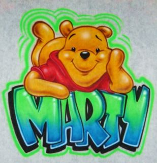 Tigger T shirt Personalized Winnie the Pooh & Friends Tee any Name