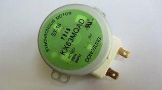 GE Profile Microwave Model JE2160SF03 Part Turntable Motor