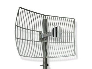 manufacturer】 2.4G/19dBi grid parabolic antenna N(f)