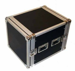 10U SPACE RACK CASE Road Ready~Crossover ~Amp~Amplifier