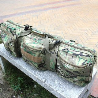 US delivery new tactical hunting air rifle gun padded carry case slip