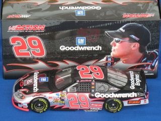 24 Kevin Harvick GM Goodwrench 2005 RCCA Club Car 1 of ONLY 600