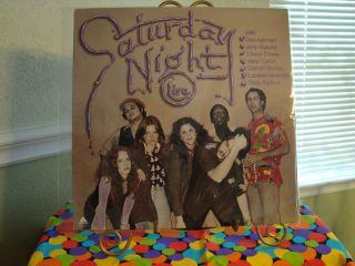 LP VG++ Saturday Night Live Aykroyd Belushi Radner