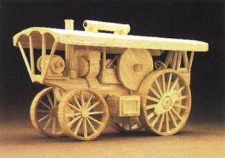 Hobbys Matchbuilder c.1910 Steam Traction Engine Model Kit New Boxed