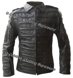 Michael Jackson   MAN IN MIRROR Jacket   REAL LEATHER (All Sizes)
