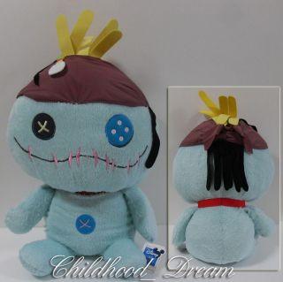 23 Pirate Scrump Doll Plush Doll Lilo Stitch Disney Sega Japan Prize