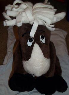 Horse Dan Dee Valentines Day Heart Love Stuffed Animal Plush Pony Toy