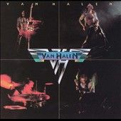 Van Halen by Van Halen CD New Digital Remastering~Or iginal LP Art