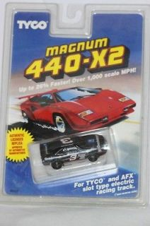 TYCO MAGNUM 440 X2 DALE EARNHARDT SR GM GOODWRENCH #3 HO SLOT CAR