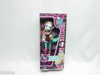 Monster High Lagoona Blue Ballet Dance Class Doll IN STOCK