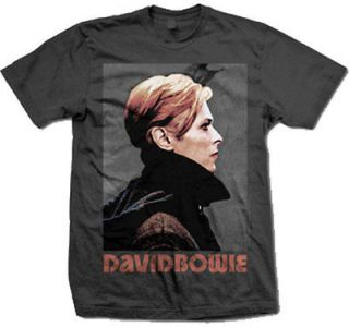 DAVID BOWIE   Low Profile   T SHIRT S M L XL Brand New  Official T