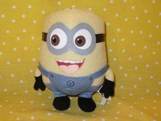 Despicable Me MINION Plush Stuffed Animal 5 tall Jorge George Two