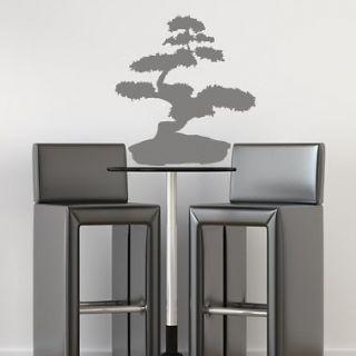 Decorative Bonsai Tree Trees Wall Stickers Wall Art Decal Transfers