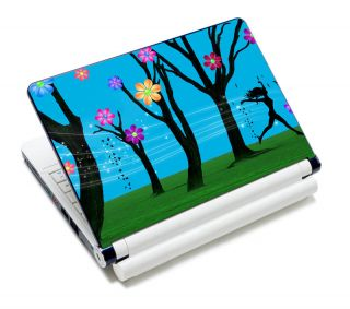Girls 8.9 10 10.1 10.2 Netbook Laptop Decal Stickers Skin Cover