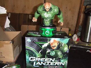 GREEN LANTERN MOVIE KILOWOG BUST DC DIRECT LIMITED EDITION #D to 4000