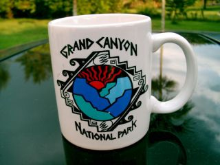 GRAND CANYON NATIONAL PARK COLORFUL MUG REPLACEMENT