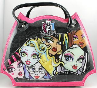 New Monster High Make Up Set W/ Scary Stylin Vanity Case Girls