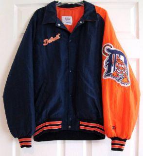 detroit tigers starter jacket