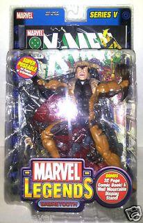 SABERTOOTH Marvel Legends Series V action figure NEW