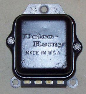 wiring diagrams shop manual ewd oem � 1962 1972 gm delco remy voltage  regulator original part oem 1119515