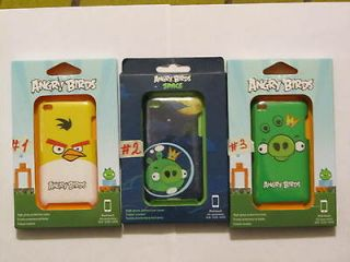 ANGRY BIRDS CASE FOR IPOD TOUCH 4TH GENERATION Ipod Touch 4 Case YOU