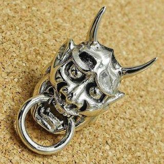 Chain Connector, Japanese Demon Mask, Best Design! Ultimate Devil