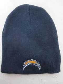 Newly listed San Diego Chargers Official Winter Knit Hat Cap Toque