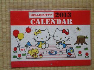 Japan Calendar 2013 Hello Kitty