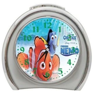 New Finding Nemo Night Light Travel Table Desk Alarm Clock