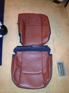 2011 2012 Dodge Ram Leather Seat Covers OEM Longhorn