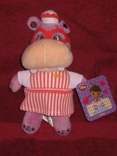 Newly listed Walt Disney Doc McStuffins TV Plush Doll Hallie the Hippo