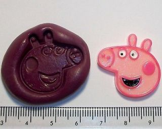 Vintage Wilton BIG PORKY PIG cake pan TV Porkey PIGGIE metal mold